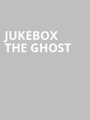 Jukebox the Ghost at Crocodile Cafe