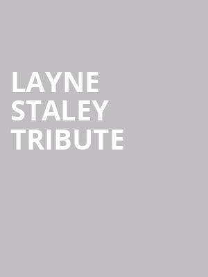 Layne Staley Tribute at Crocodile Cafe