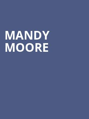 Mandy Moore at Paramount Theatre