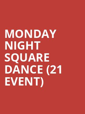 Monday Night Square Dance (21+ Event) at Tractor Tavern