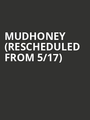 Mudhoney (Rescheduled from 5/17) at Crocodile Cafe
