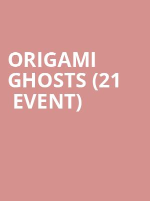 Origami Ghosts (21+ Event) at Sunset Tavern