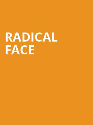 Radical Face at Neptune Theater