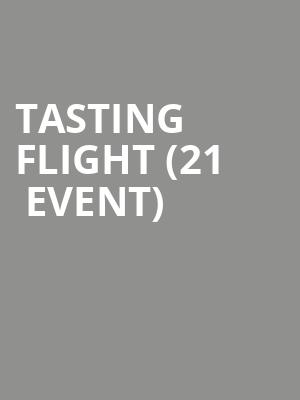 Tasting Flight (21+ Event) at Woodland Park Zoo
