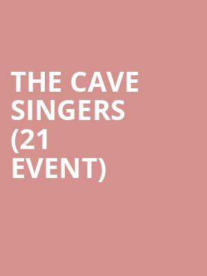 The Cave Singers (21+ Event) at Sunset Tavern