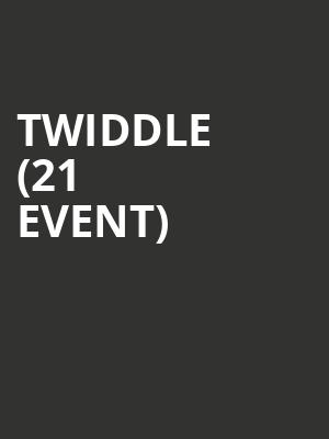 Twiddle (21+ Event) at Neumos