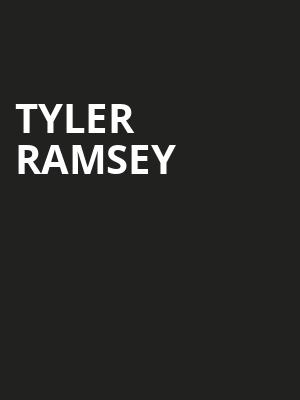 Tyler Ramsey at Columbia City Theater