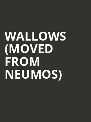 Wallows (Moved from Neumos) at Showbox Theater