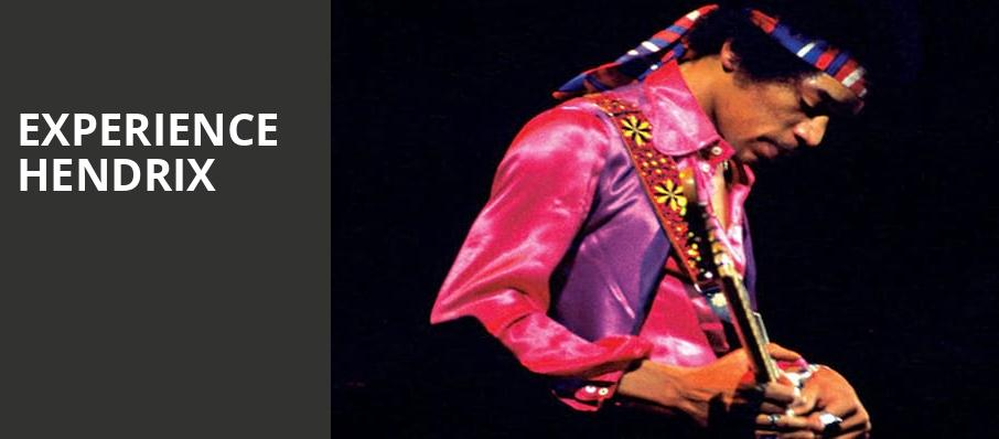 Experience Hendrix, Paramount Theatre, Seattle