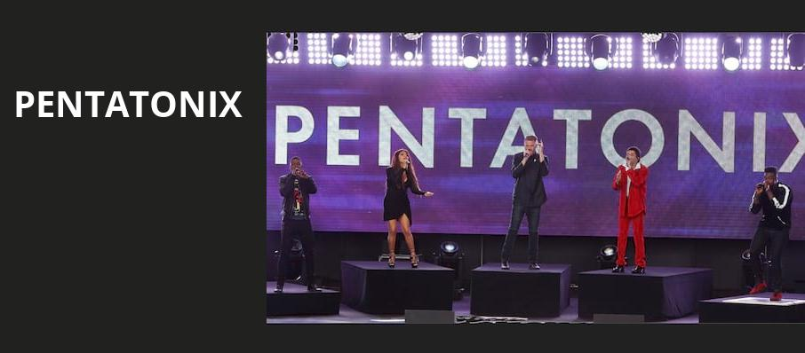 Pentatonix, White River Amphitheatre, Seattle