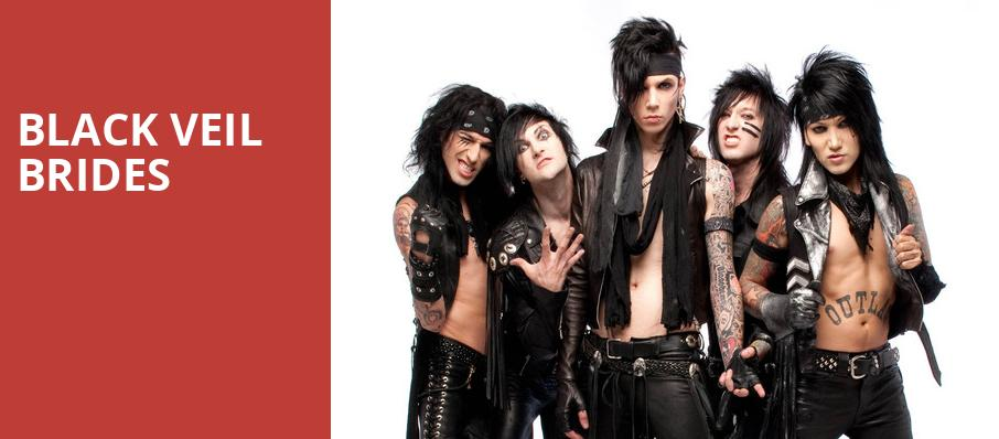 Black Veil Brides, Showbox SoDo, Seattle