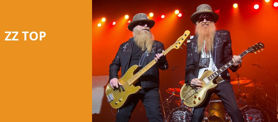 ZZ Top, Chateau St Michelle, Seattle
