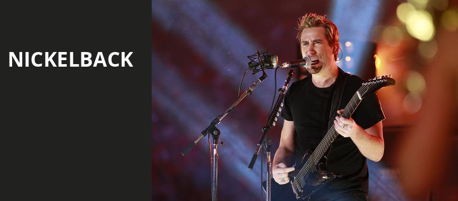 Nickelback, Puyallup Fairgrounds, Seattle