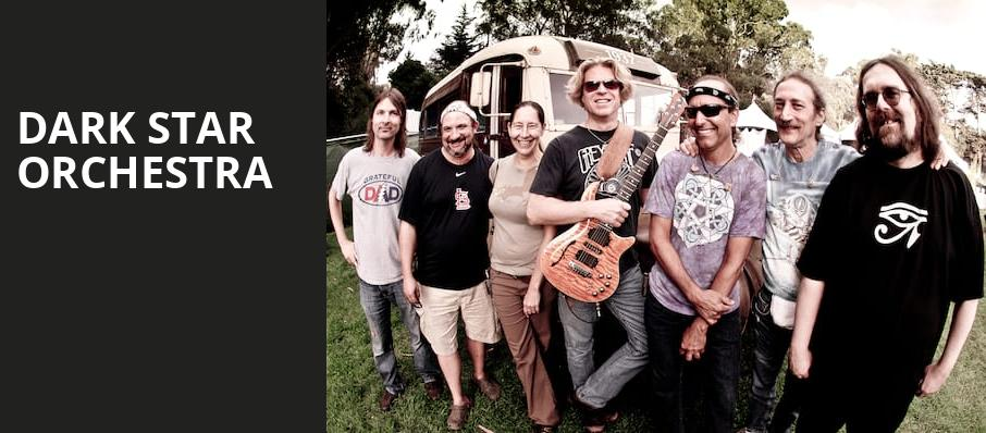 Dark Star Orchestra, Showbox Theater, Seattle