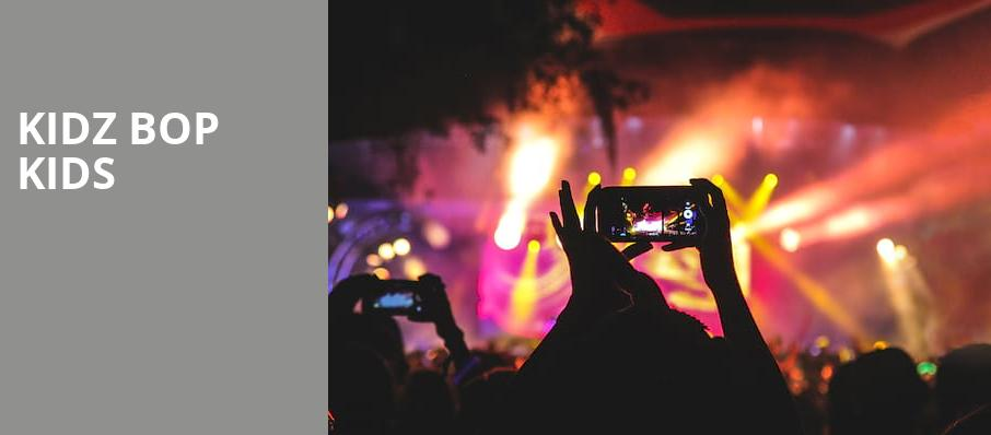 Kidz Bop Kids, Paramount Theatre, Seattle