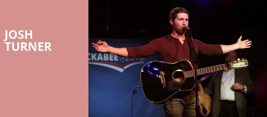 Josh Turner, Evergreen State Fair, Seattle