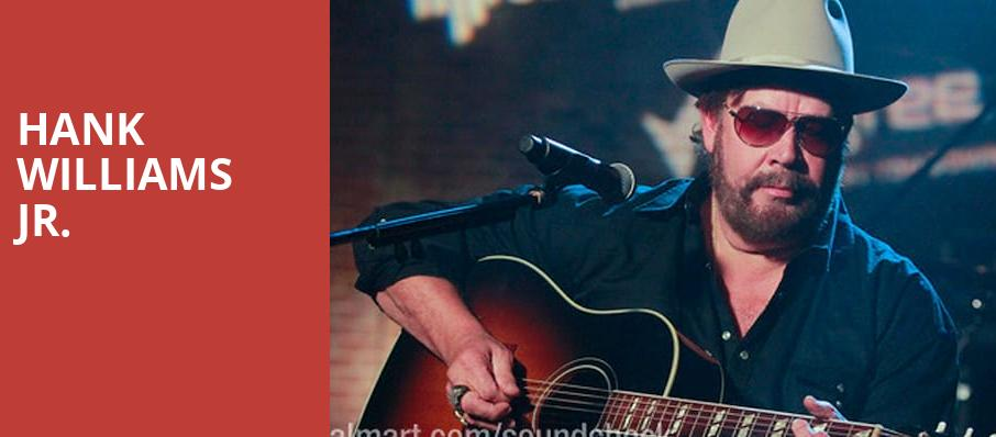 Hank Williams Jr, Puyallup Fairgrounds, Seattle