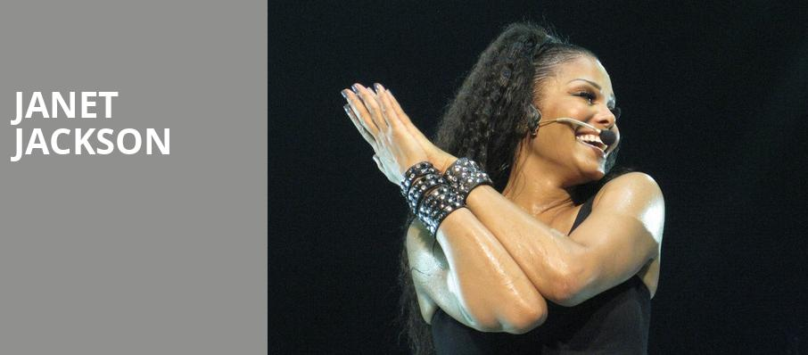 Janet Jackson, Key Arena, Seattle