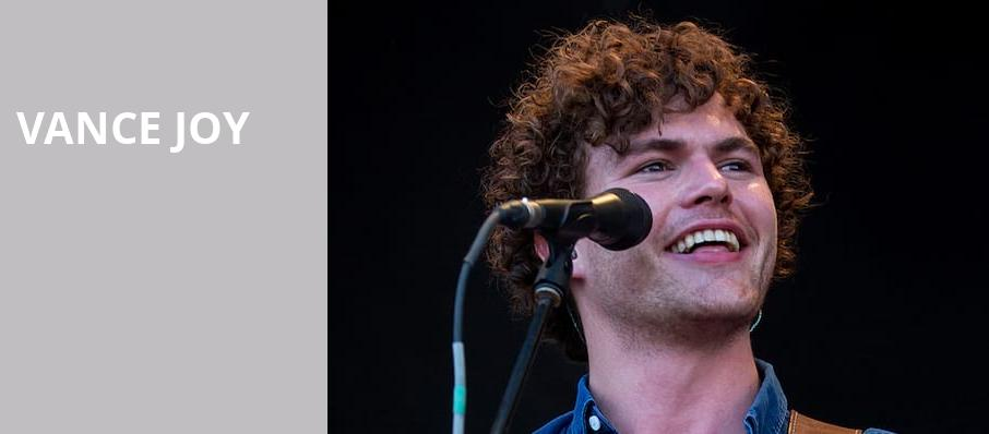 Vance Joy, Marymoor Amphitheatre, Seattle