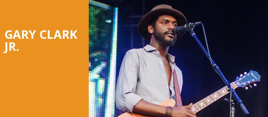 Gary Clark Jr, Chateau St Michelle, Seattle