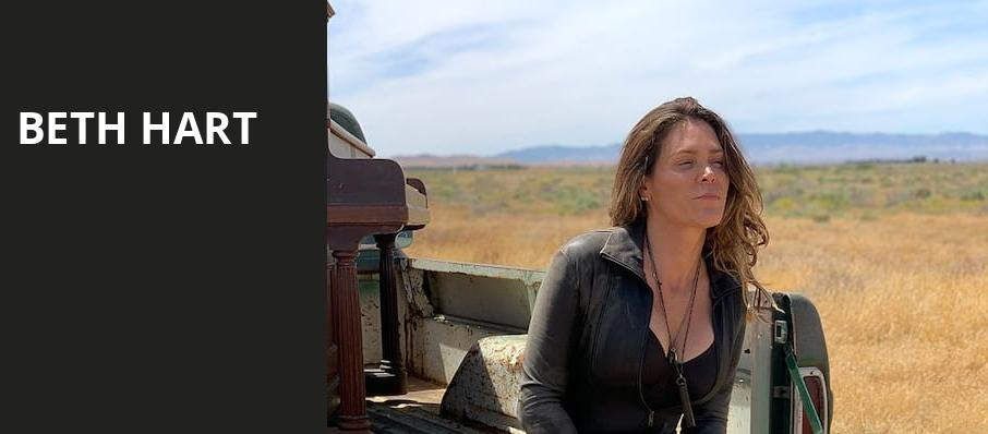 Beth Hart, Neptune Theater, Seattle