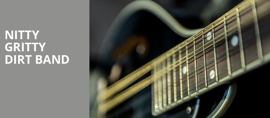 Nitty Gritty Dirt Band, Emerald Queen Casino, Seattle