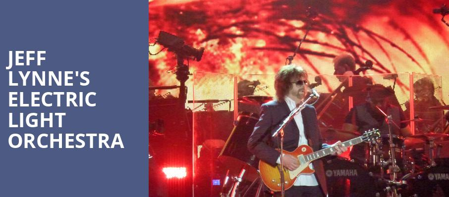 Jeff Lynnes Electric Light Orchestra, Tacoma Dome, Seattle
