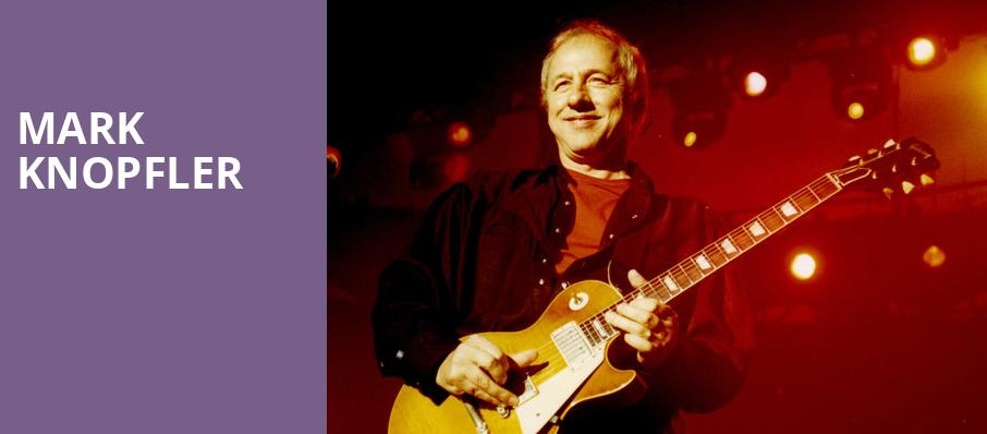 Mark Knopfler, Chateau St Michelle, Seattle
