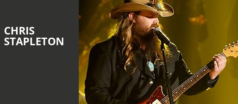 Chris Stapleton, White River Amphitheatre, Seattle