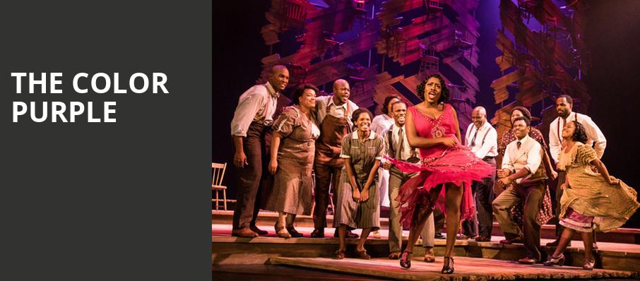 The Color Purple, Paramount Theatre, Seattle