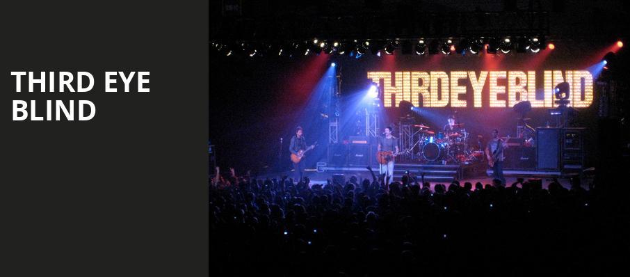 Third Eye Blind - Showbox SoDo, Seattle, WA - Tickets