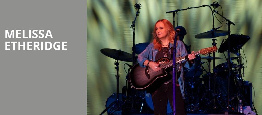 Melissa Etheridge, Tulalip Amphitheatre, Seattle