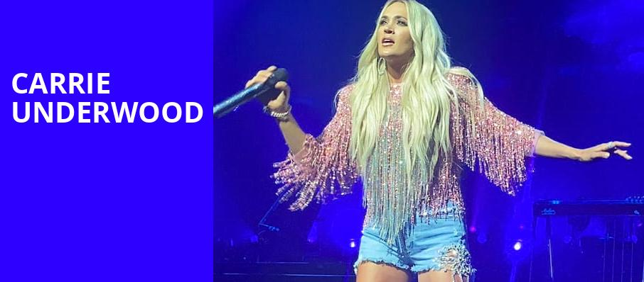 Carrie Underwood, Tacoma Dome, Seattle