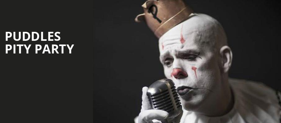 Puddles Pity Party, Showbox Theater, Seattle
