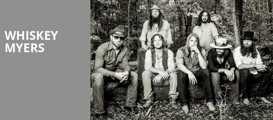 Whiskey Myers, Neptune Theater, Seattle