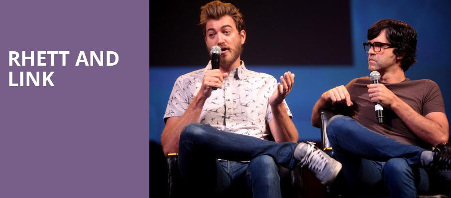 Rhett and Link, Neptune Theater, Seattle