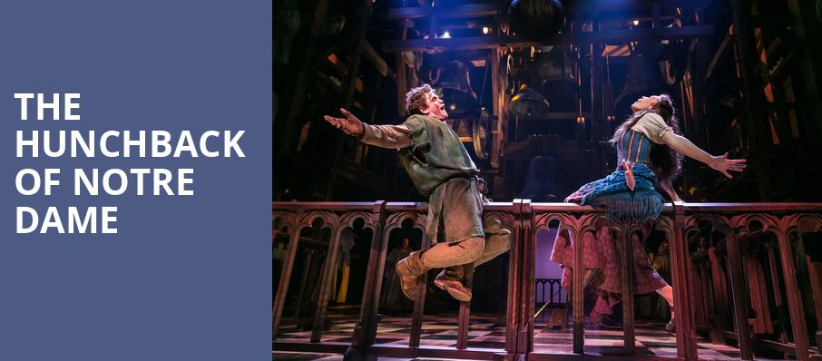 The Hunchback Of Notre Dame, 5th Avenue Theatre, Seattle