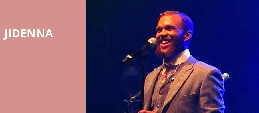 Jidenna, Neumos, Seattle