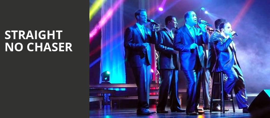 Straight No Chaser, Paramount Theatre, Seattle