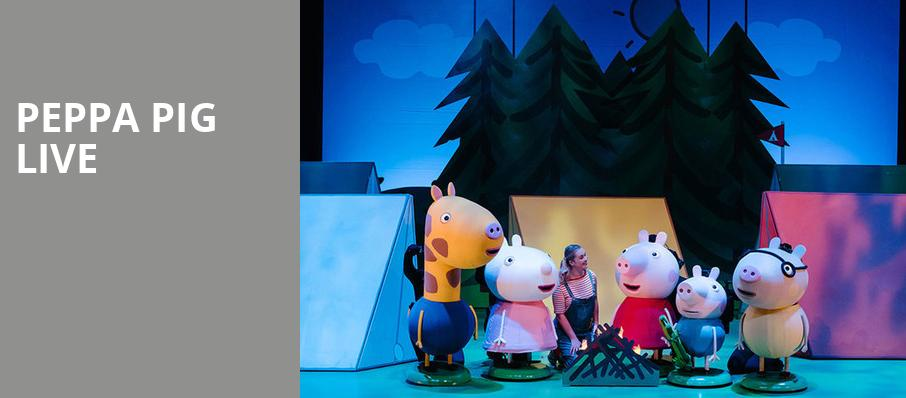 Peppa Pig Live, Paramount Theatre, Seattle