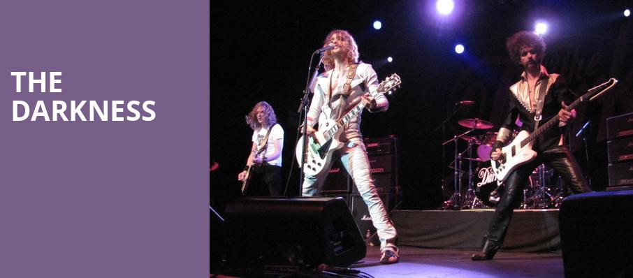 The Darkness, Showbox Theater, Seattle