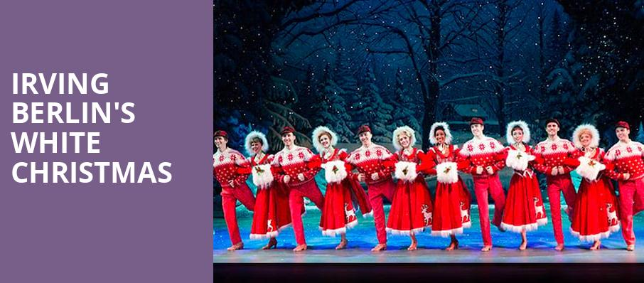 Irving Berlins White Christmas, Paramount Theatre, Seattle