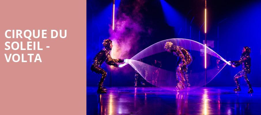 Cirque Du Soleil Volta Grand Chapiteau At Marymoor Park