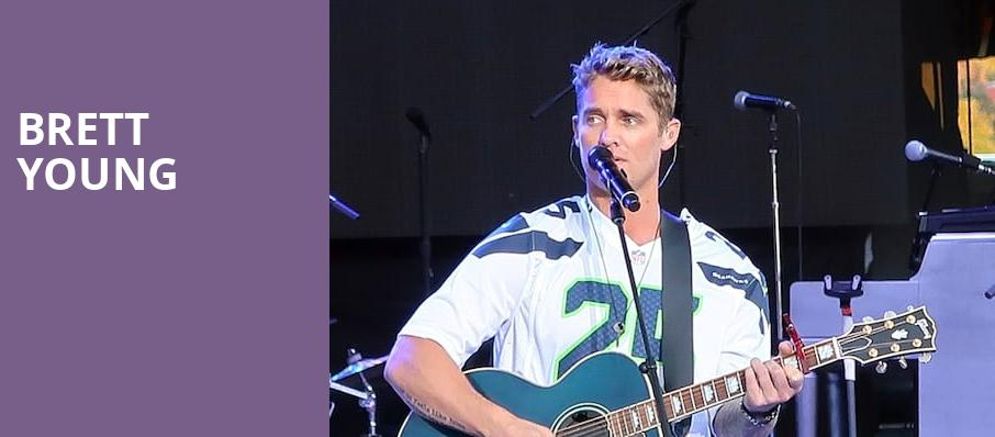 Brett Young, Evergreen State Fair, Seattle