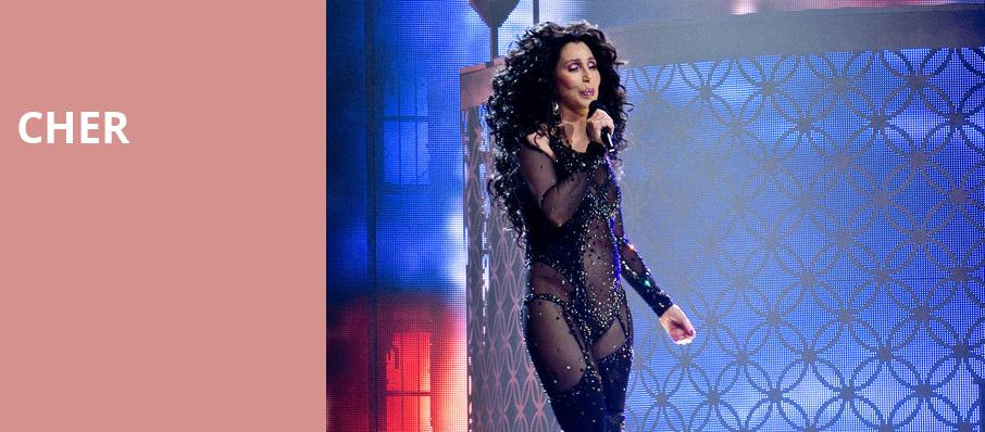 Cher, Angel of the Winds Arena, Seattle
