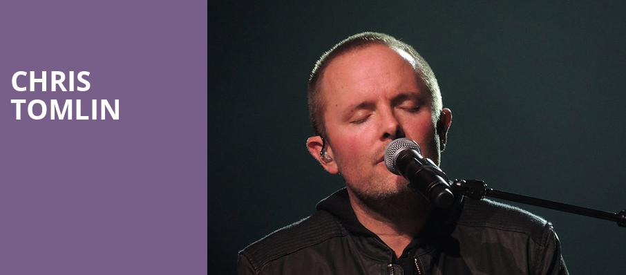 Chris Tomlin, Puyallup Fairgrounds, Seattle