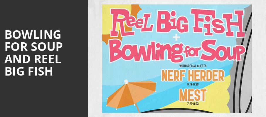 Bowling for Soup and Reel Big Fish, Showbox Theater, Seattle
