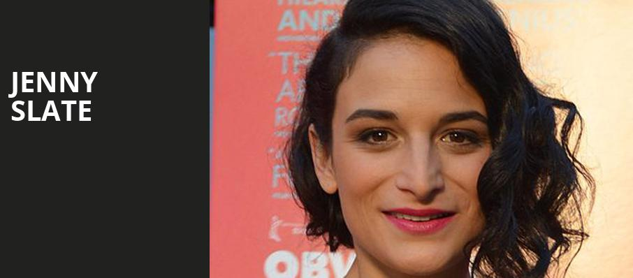 Jenny Slate, Neptune Theater, Seattle
