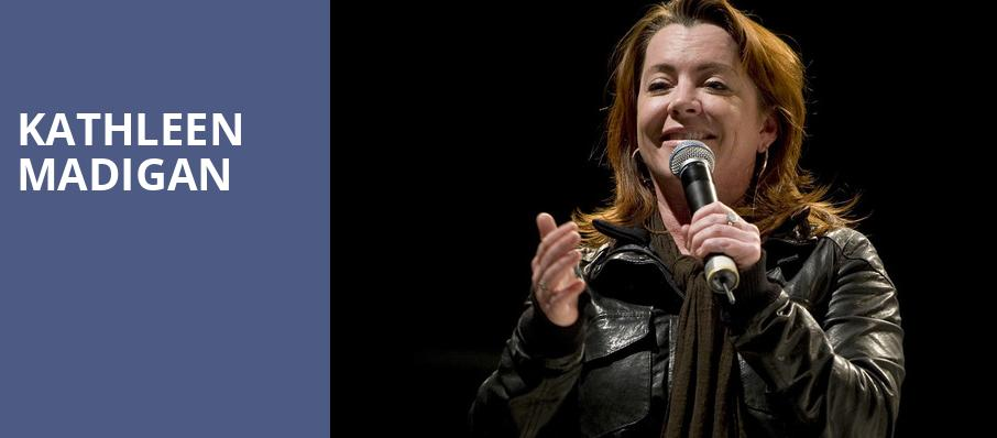Kathleen Madigan, Moore Theatre, Seattle