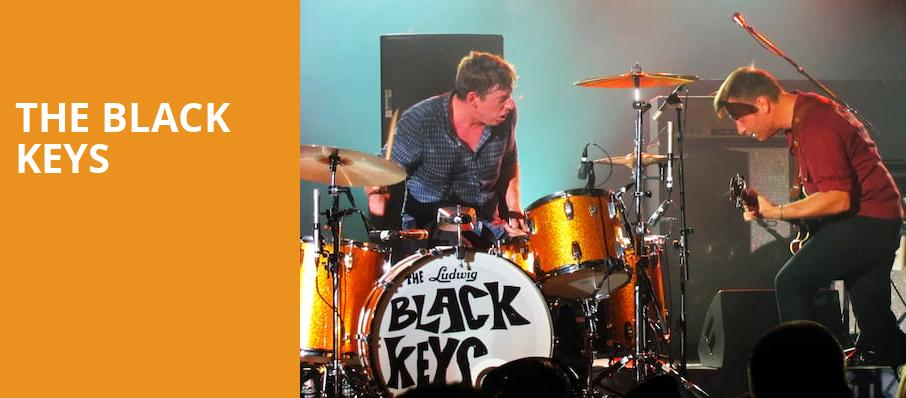 The Black Keys, White River Amphitheatre, Seattle